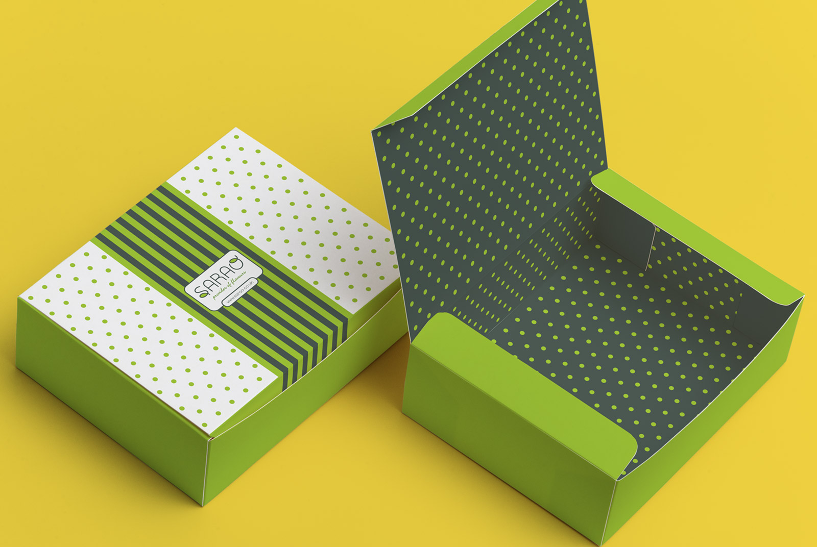 Packaging SaraO